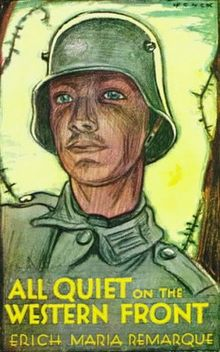 essay on all quit on the western front All quiet on the western front is an american epic war film that was shot in 1930 and was based on the maria remarques, novel that goes by similar.